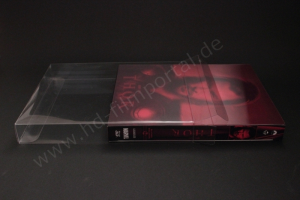 15 x SCF2 new Size - Typ: Fullslip Steelbook Filmarena Collection / Black Barons
