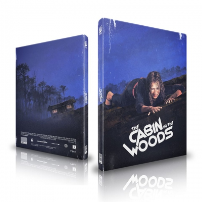 The Cabin in the Wood - Cover B - OVP - Mediabook - 333 Stück
