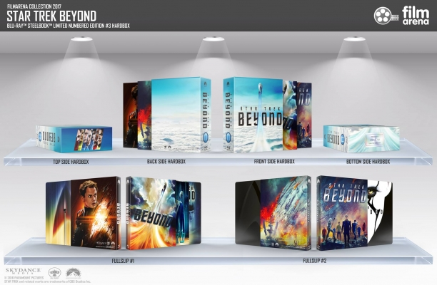 FAC 81 Star Trek Beyond 3D Hardbox Edition 3