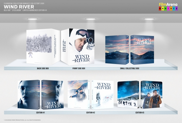 FAC 96 Wind River - Edition 4 - Maniac Box - LEERBOX