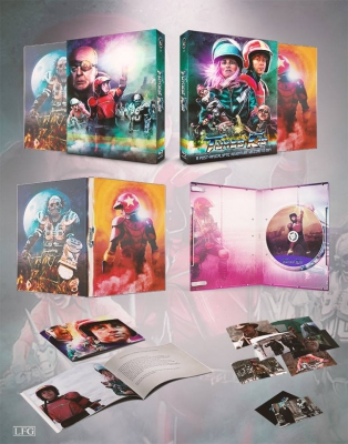 Turbo Kid Edition 2 - Scanavo Fullslip Case