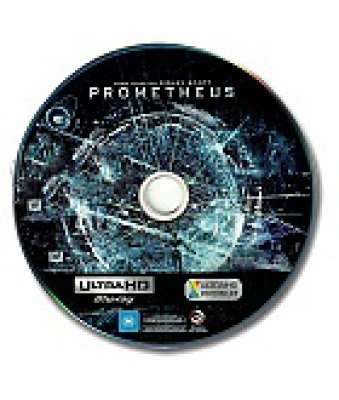 FAC 103 Prometheus 4K UHD Disc optional for Edition 3 or 4