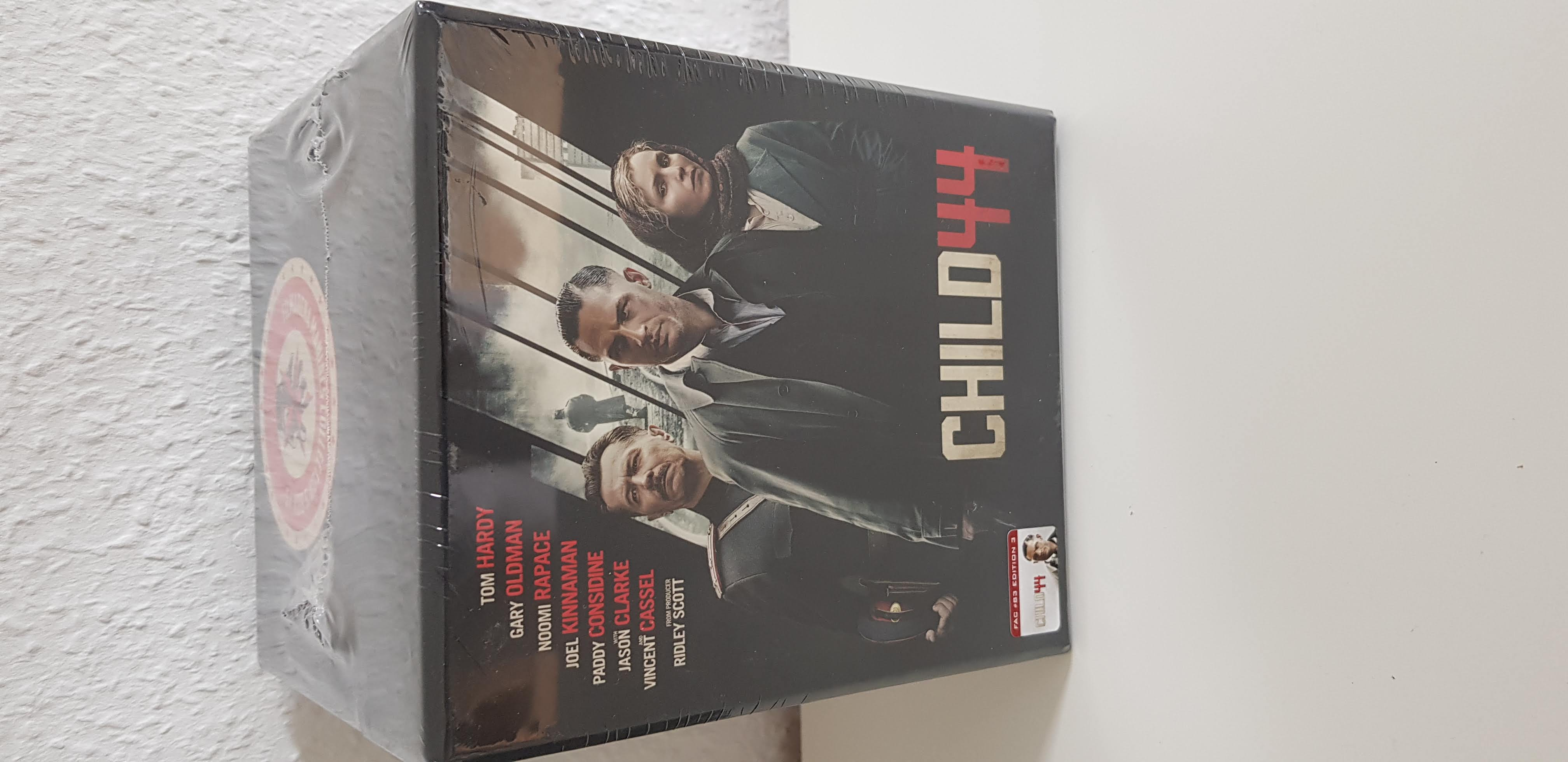 Child 44 HD-FiChild 44 HD-Filmportal FAC 83 Edition 3 Empty Boxlmportal FAC 83 Edition 3 hardbox