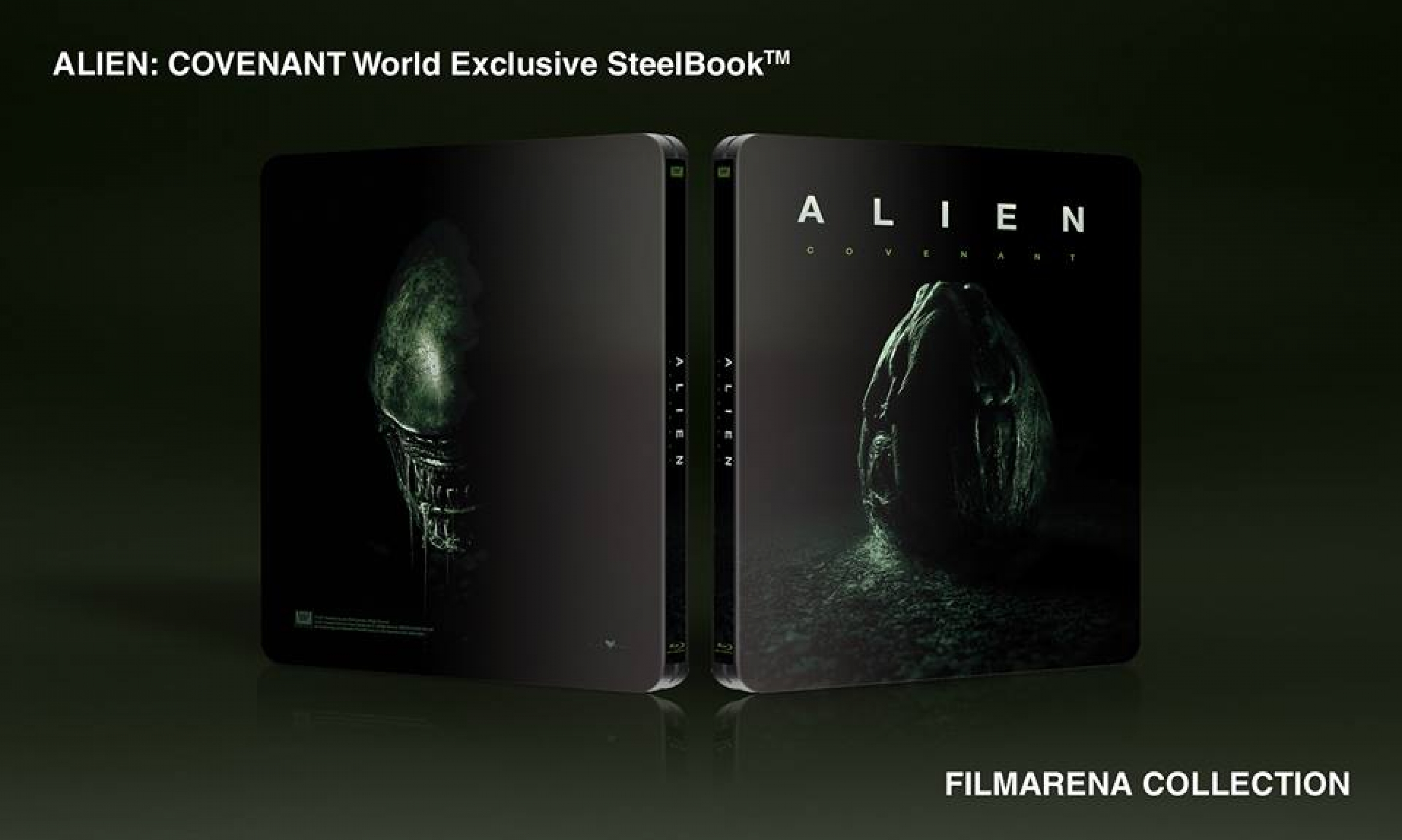 Alien Covenant HD-Filmportal Edition 5 FAC unnumbered