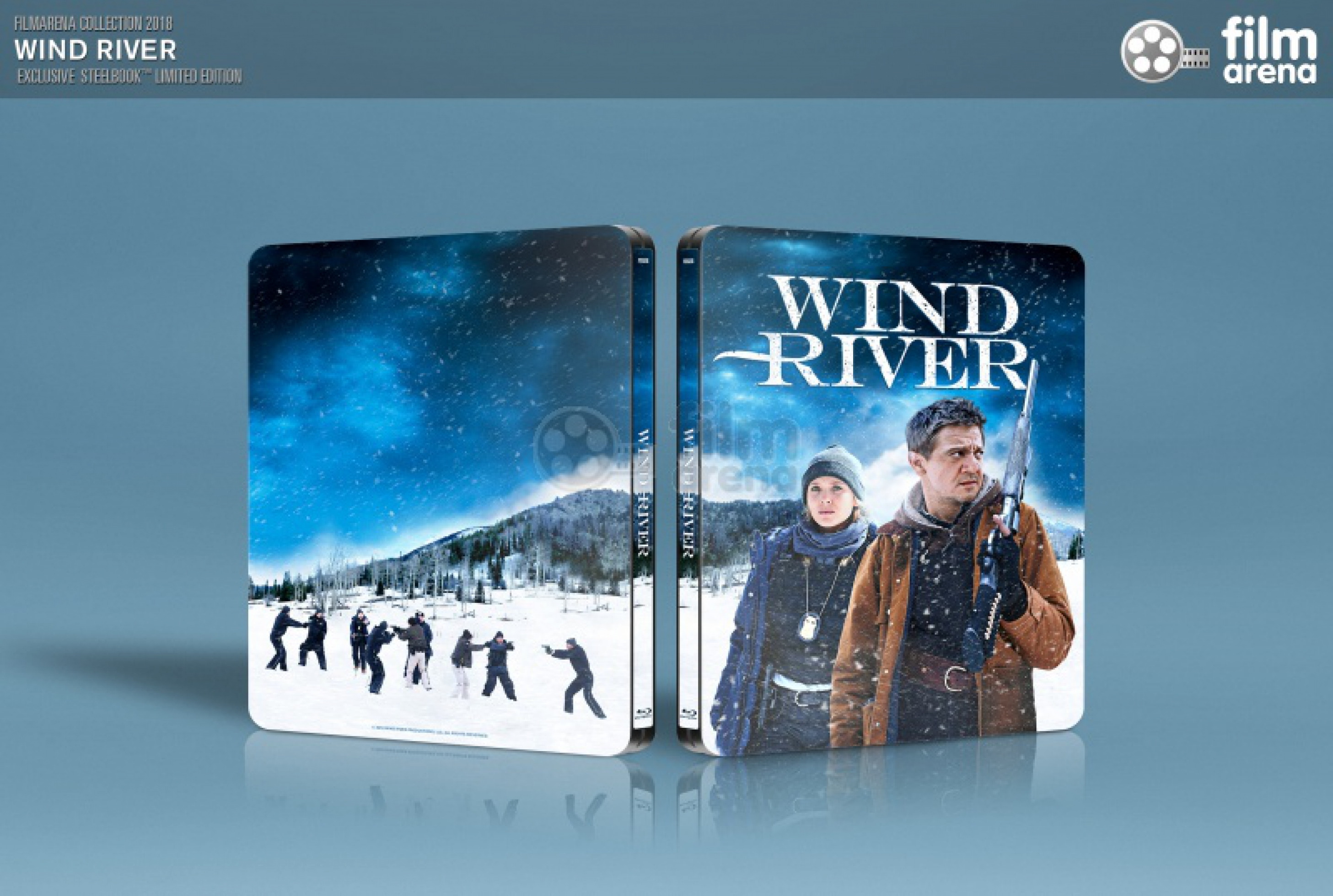 Wind River HD-Filmportal Edition 5 FAC unnumbered