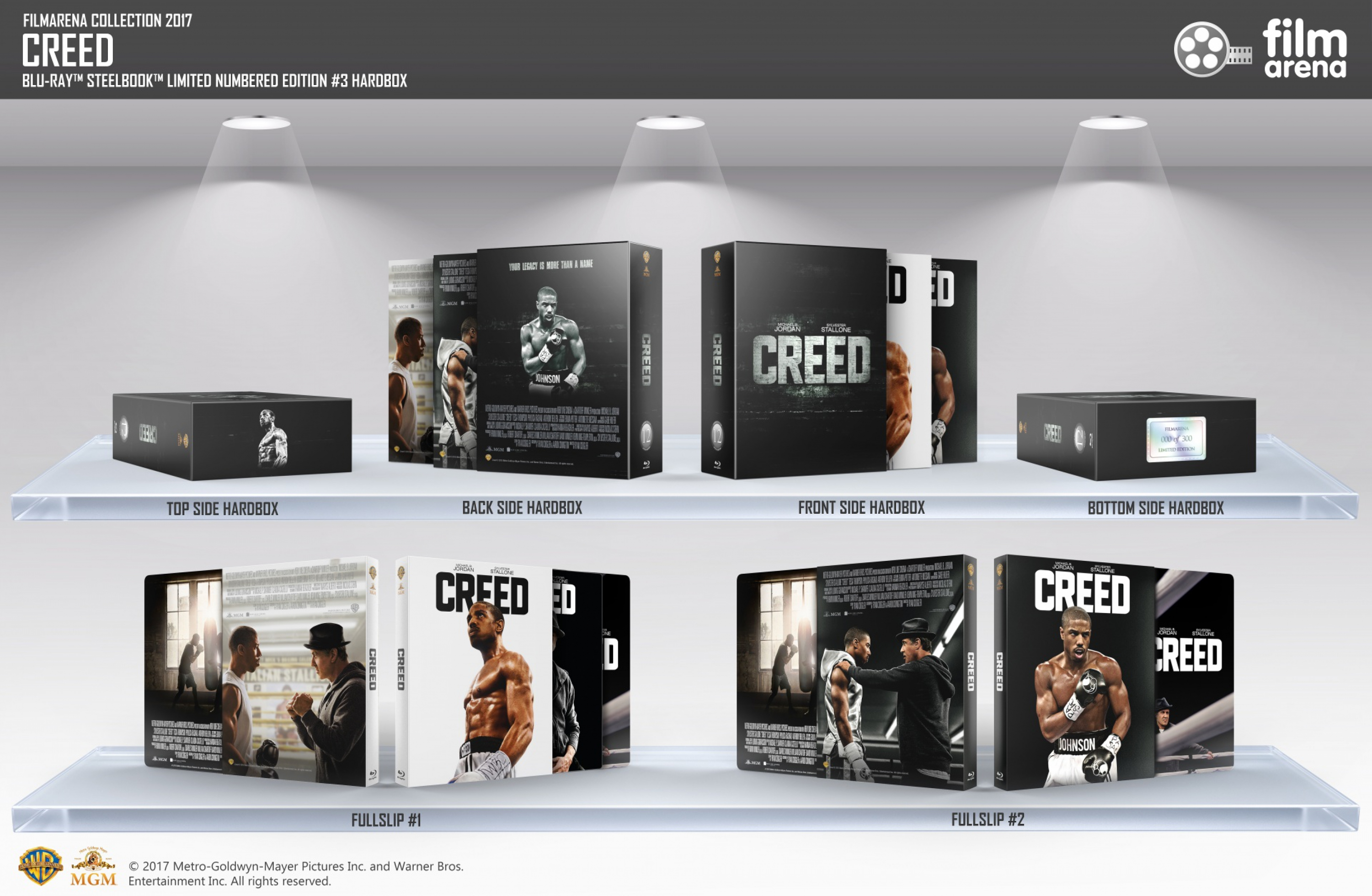 Creed HD-Filmportal Edition 3 FAC