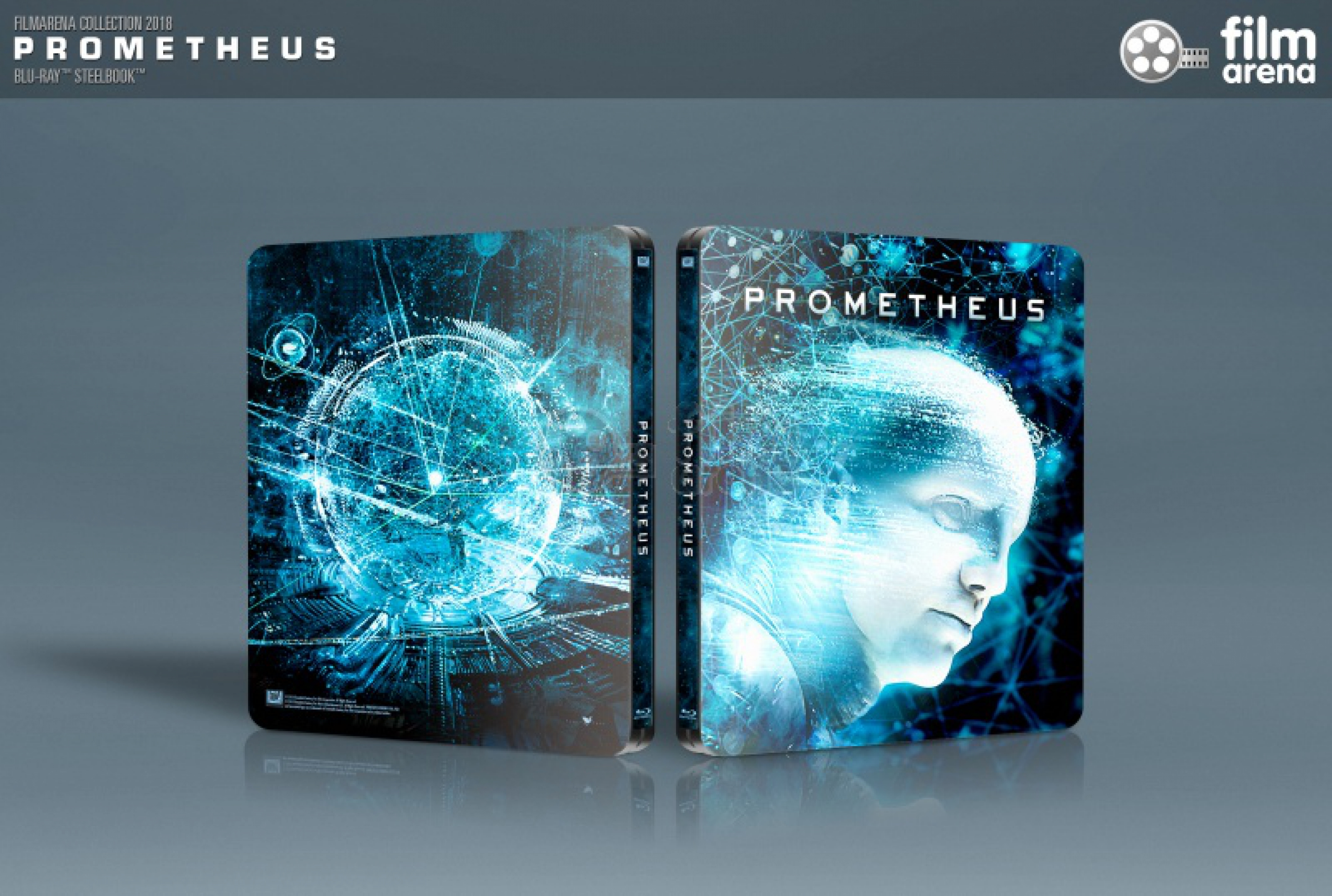 HD-Filmportal Prometheus 3D Edition 5 FAC unnumbered