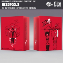 HD-Filmportal Deadpool 2 Maniac Box Edition 4