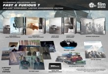 HD FilmPortal Fast&Furious 7 FAC 19 unnumbered Edition 3