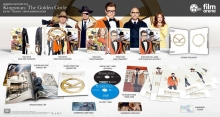 Kingsman The golden cirlce 2D  HD-Filmportal Edition 1 FAC  Fullslip